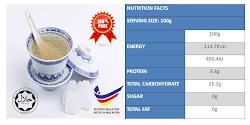 kandungan nutrisi pure super premium marine collagen