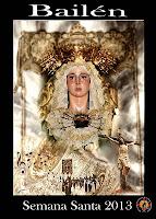 Semana Santa en Bailén 2013