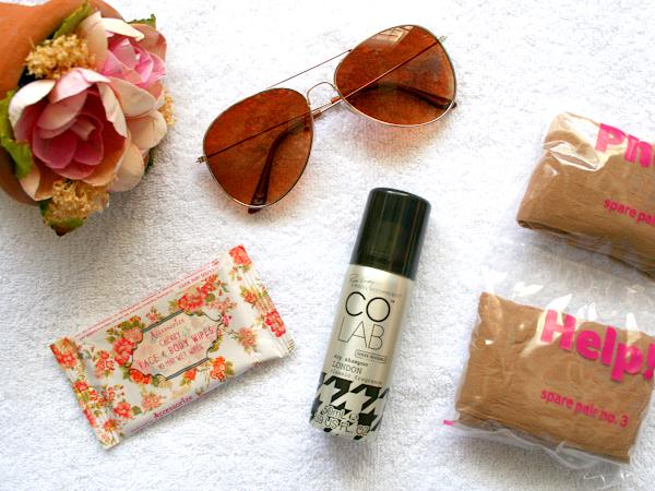 4 Summer Essentials For Your Handbag ♡