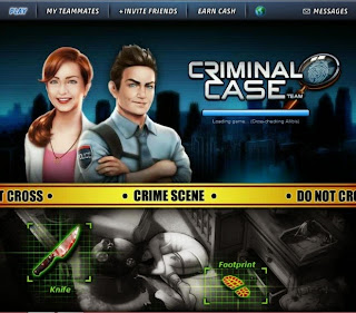 Cheat Game Criminal Case Facebook Terbaru