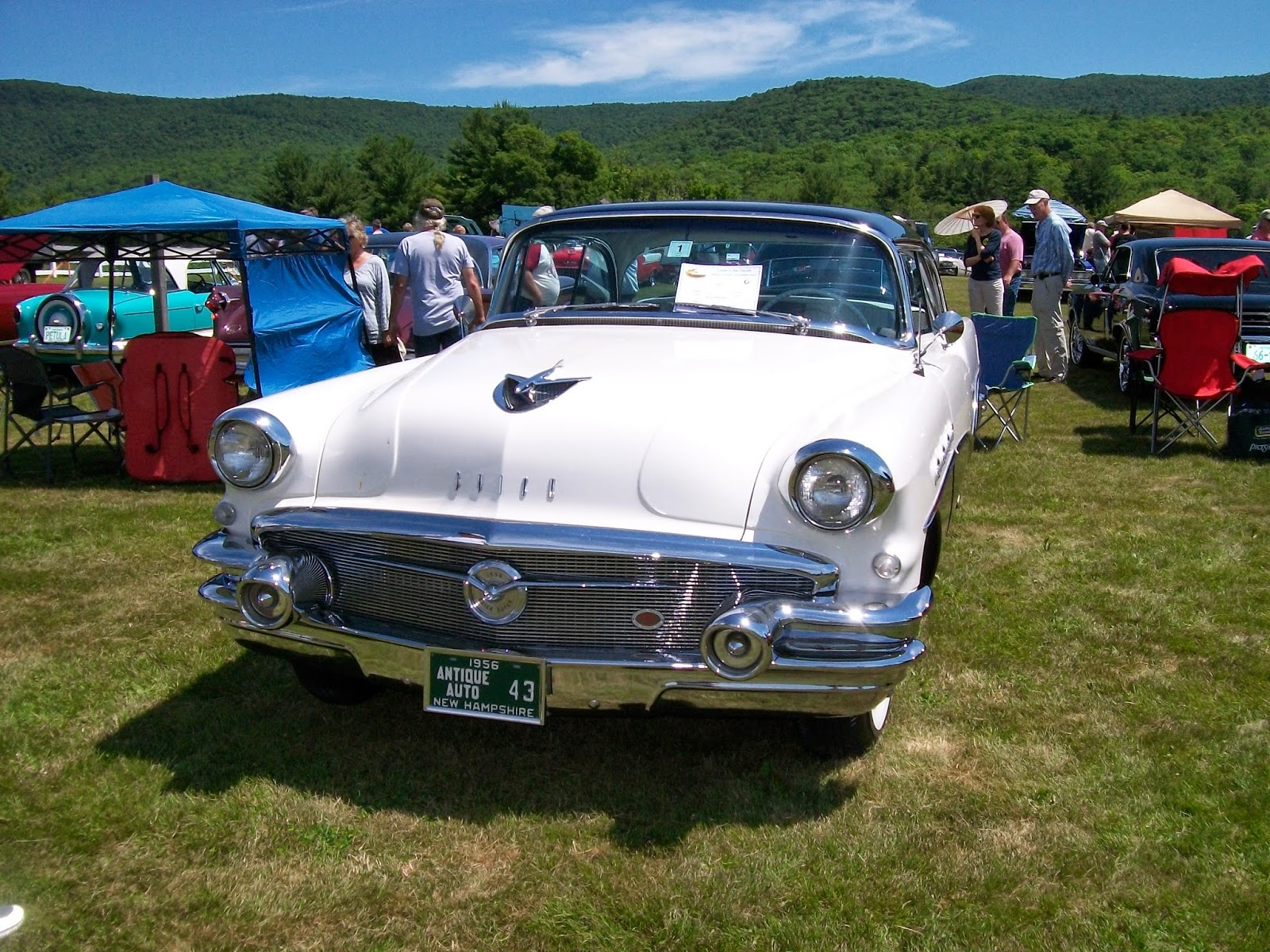Moultonboro Speaks: Antique and Classic Car Show Castle in the Clouds