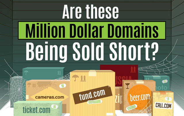 Are These Million Dollar Domains Being Sold Short?