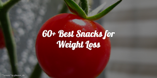 best snacks for weight loss