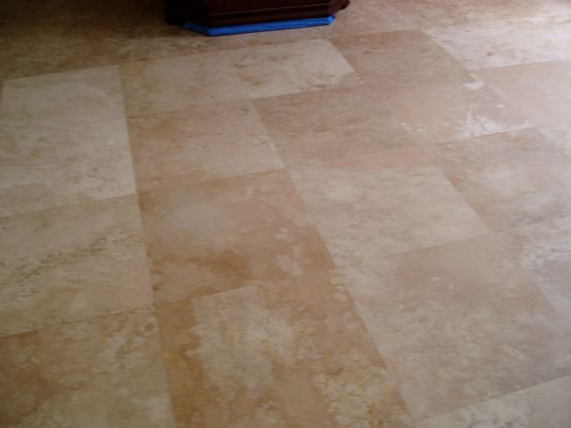 Marble tile cleaning miami