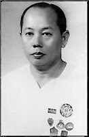 My Great Grand Master Ang Lian Huat Founder Nam Yang Pugilistic Association Singapore
