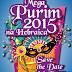 Mês de ADAR (Festa de Purim)