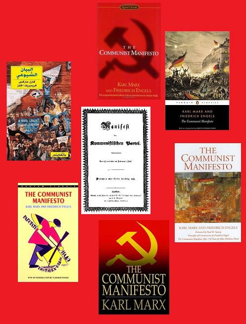 summary of the communist manifesto essay Karl marx (1818–1883) the communist manifesto is perhaps marx's most widely read work  in an essay on marxian economics.