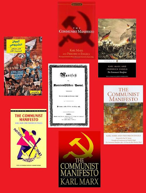 "the communist manifesto essay He later goes on to clarify some common misconceptions such as determining socialism from communism, ""petty communism,"" and the communist confession of faith."