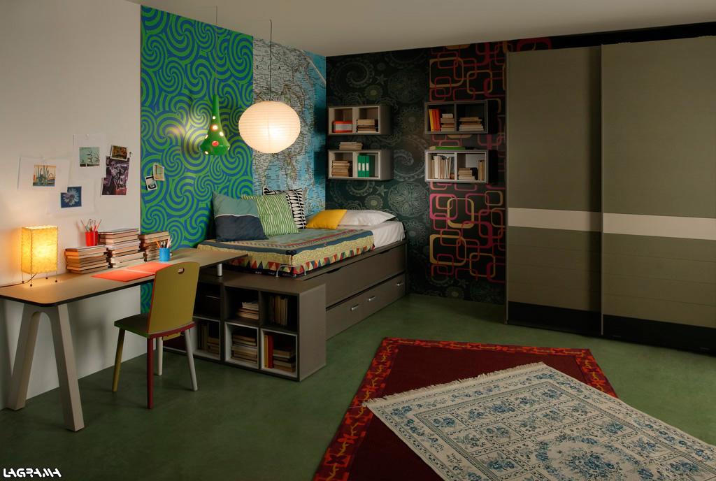Dormitorios juveniles para adolescentes de 12 a os 13 a os for Habitaciones para ninas y adolescentes