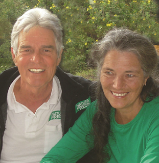 Photo of Jim and Sue Visser of Nature Fresh (used with permission)