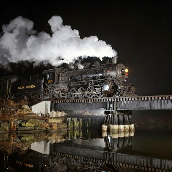Trens - Magazine cover