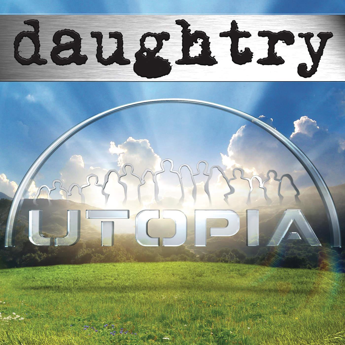Daughtry - Utopia - Single Cover
