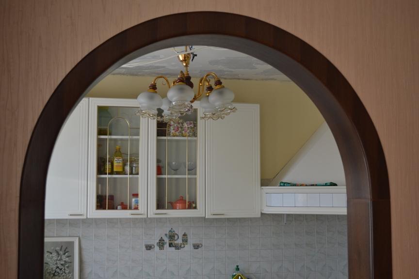 Откосы для арки