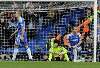 Chelsea 1 - 1 Fulham (3)