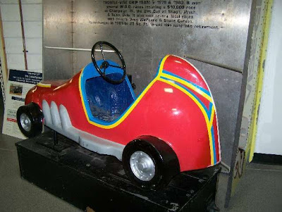 Kiddie Rides - Mainan Coin Kiddie Ride Model Mobil