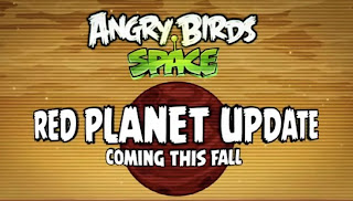 Angry Bird Red Planet September 2012 - Ingin Info