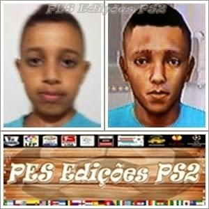 Face do Seguidor: Felipe Gomes de Almeida