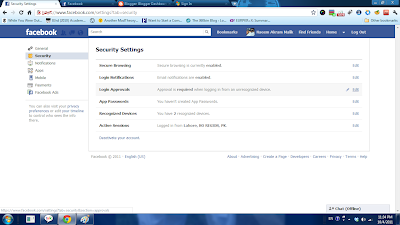 facebook_security_main_page