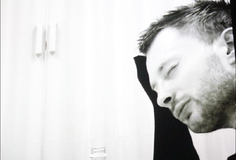 Radiohead - Grant Gee - Meeting People Is Easy