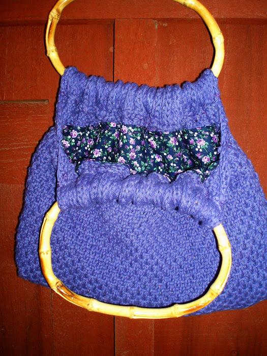 Knitting Pattern Hobo Bag : winter knitter: Condo Stitch
