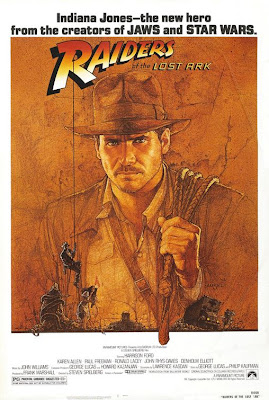 Watch Indiana Jones and the Raiders of the Lost Ark 1981 BRRip Hollywood Movie Online | Indiana Jones and the Raiders of the Lost Ark 1981 Hollywood Movie Poster