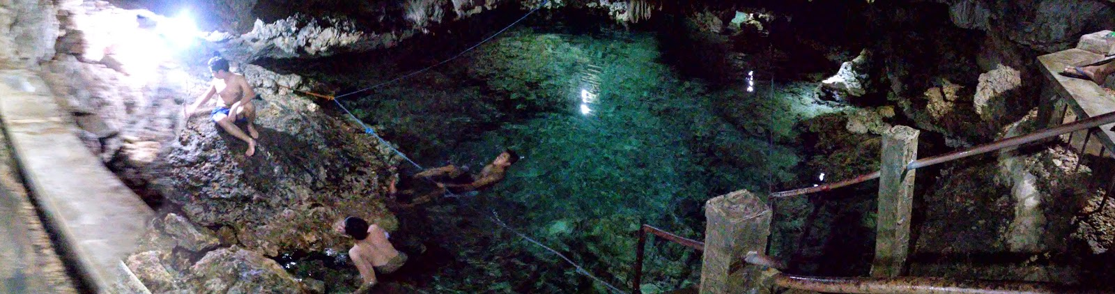 Inside the Enchanted Cave Bolinao Pangasinan