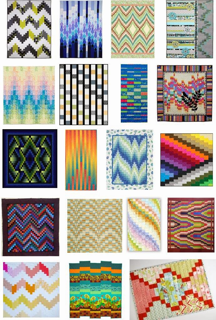 bargello quilt instructions free