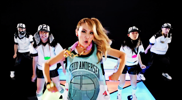 cl's the baddest female mv screencaps #4
