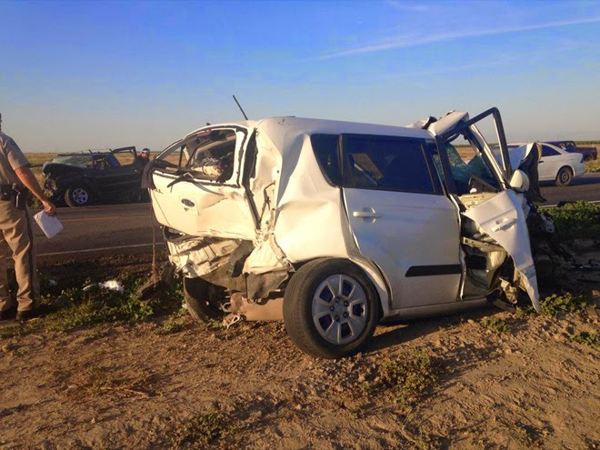 kern county taft highway 43 119 multiple vehicle crash west bakersfield
