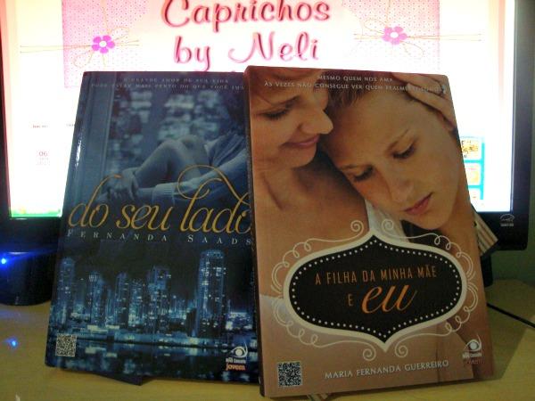 Livros Editora Novo Conceito, blog Saleta de Leitura