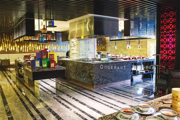 Sana Sini Restaurant at Pullman Jakarta Indonesia Thamrin (Culinary Bonanza)