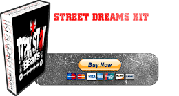 STREET DREAMS SOUND KIT ONLY $7.50