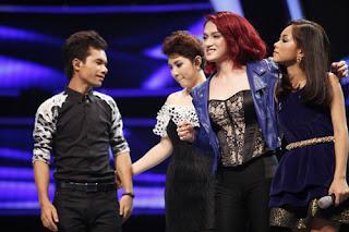 top 3 vietnam idol 2013 ,Top 3 Vietnam Idol 2013 Lộ Diện Full HD