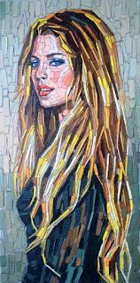 Figuras Mujer Pintura