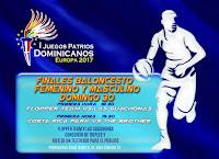 Finales Baloncesto Femenino y Masculino