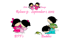 Sister Stamps Release 9