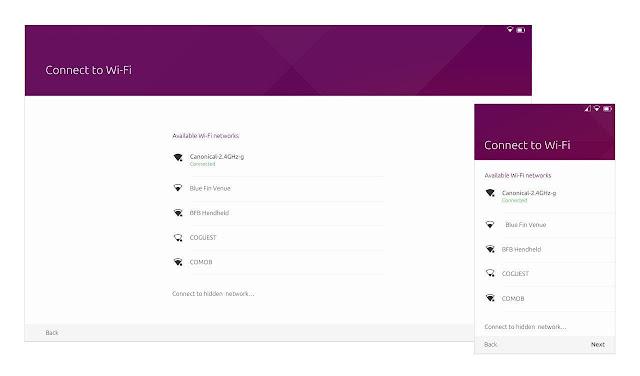 Nova interface de instalação do Ubuntu