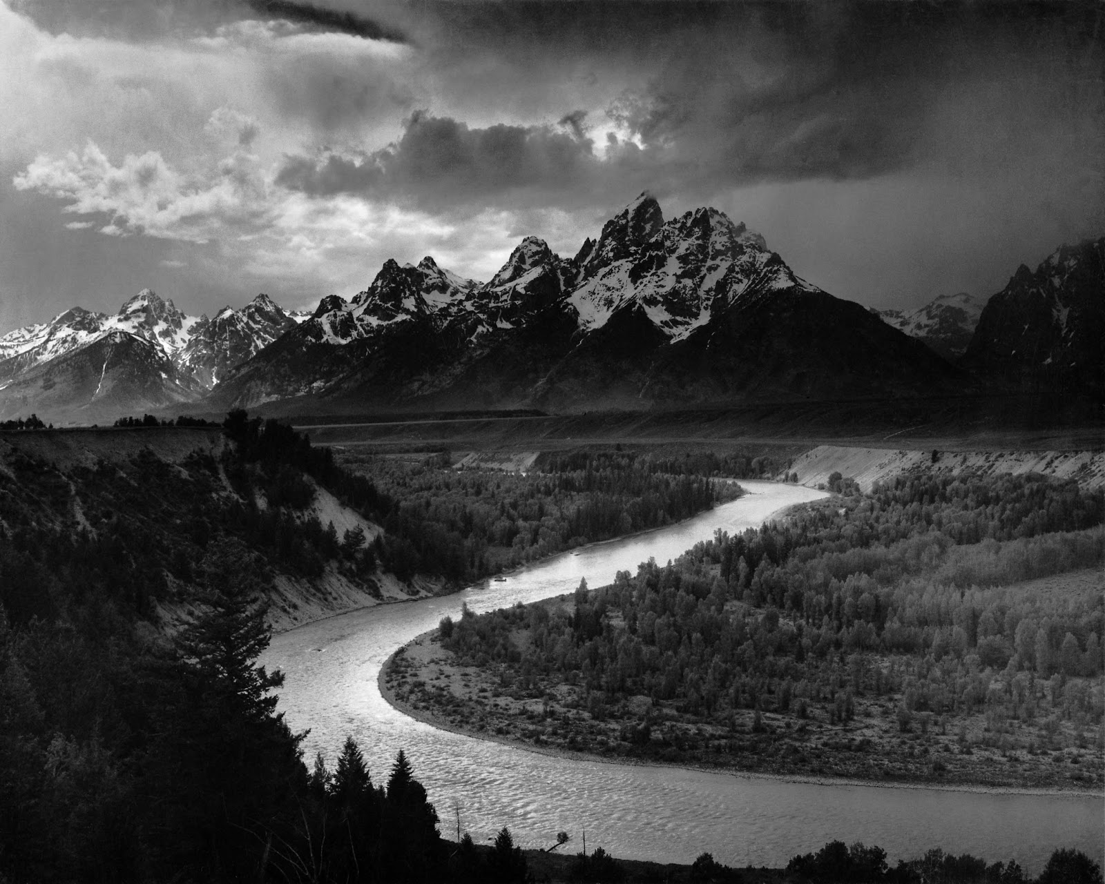 The Reel Foto Ansel Adams A Different Kind Of Landscape
