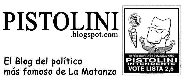 Pistolini Blog