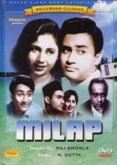 Milap 1955 Hindi Movie Watch Online