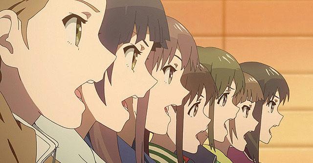 映画 Wake Up, Girls! 青春の影