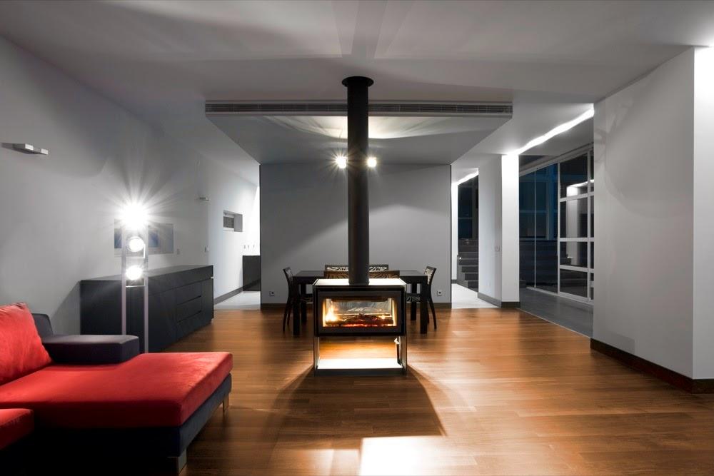 Aveleda House Modern Minimalist Interior Design Zeospot