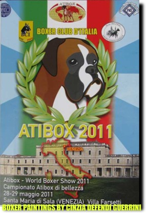 BOXER PAINTINGS FOR ATIBOX