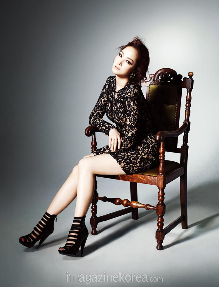 Twenty2 Blog Park Min Young In Harper 39 S Bazaar Korea May
