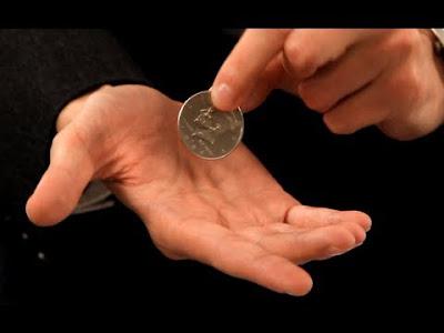 Trik Sulap Sederhana Koin