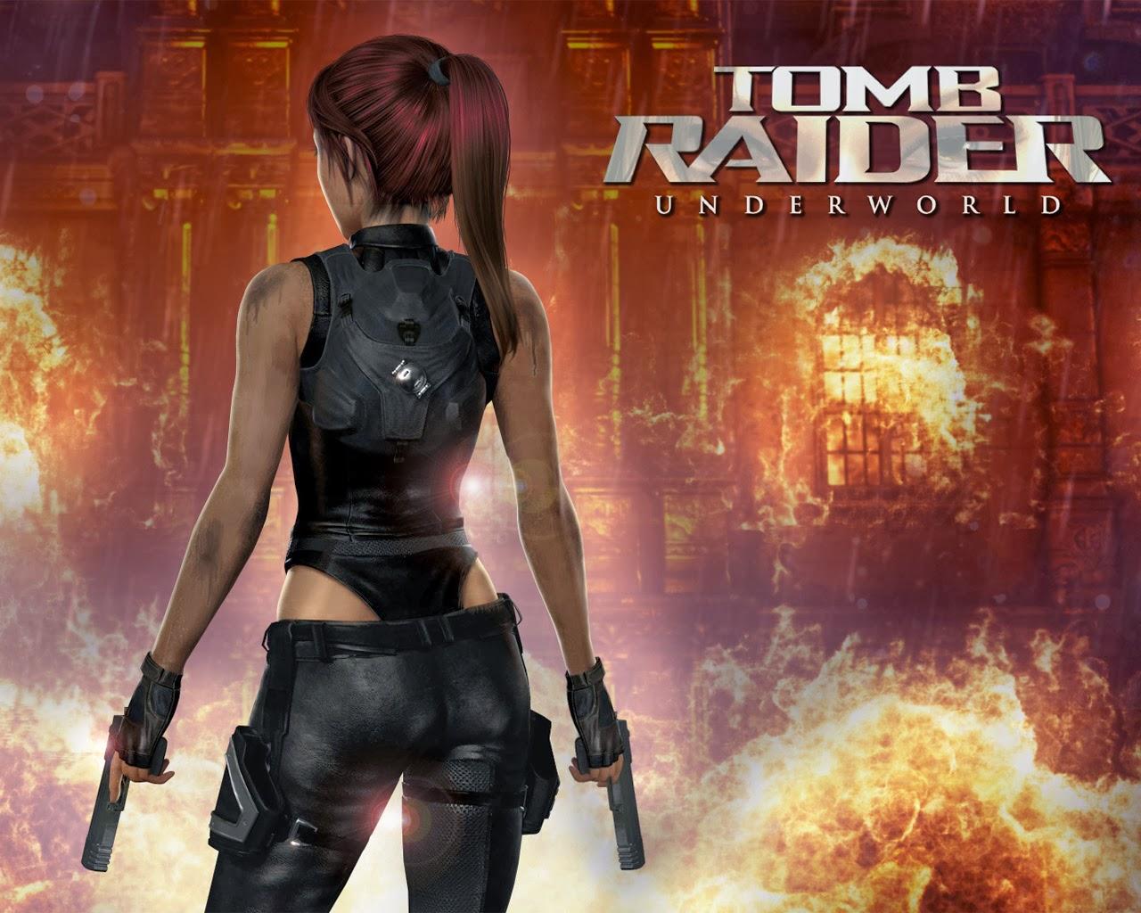 Tomb raider underworld patch porn picture