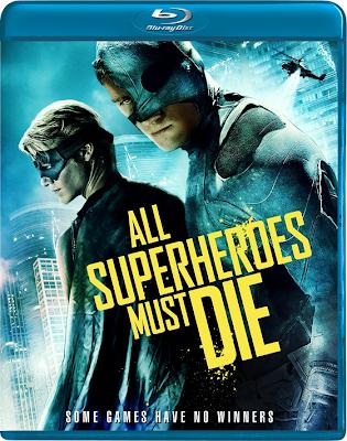 Filme Poster Todos os Super Heróis Devem Morrer BRRip XviD & RMVB Legendado