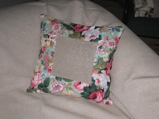 poduszka z lnu