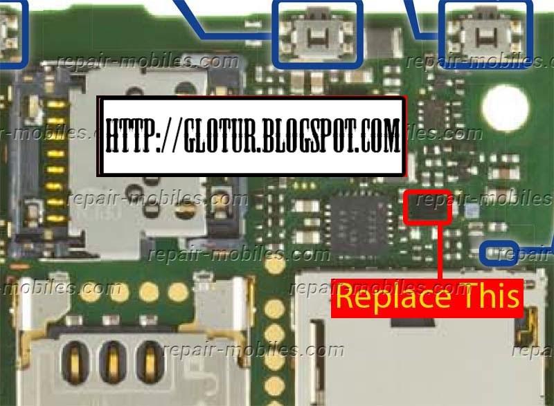 Repair Nokia Phones Asha 203, Asha 202 Touch Screen Ways Problem