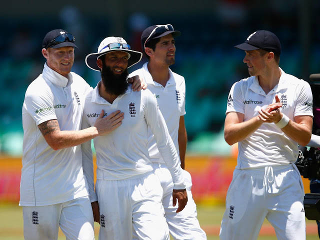 England Wins The Second Test To Take An  Unassailable 2-0 Lead In The Series